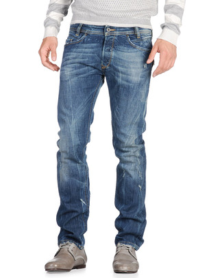 Diesel Online Store Men's Jeans POIAK 008SV - Autumn Winter - Diesel Jeans ...